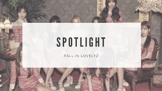[1.11 MB] 【Blossom INTRO】Lovelyz - ' Spotlight '