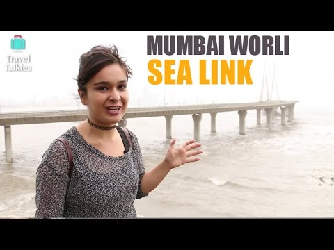 Bandra – Worli Sea Link Mumbai
