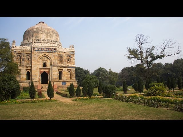 Lodhi Gardens and Safdarjung's Tomb