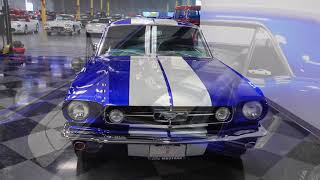 166 PHX 1965 Ford Mustang