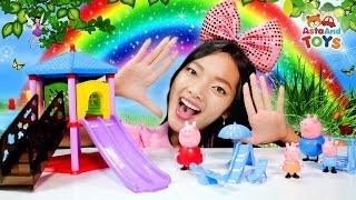 Amusement Park tempat Bermain yang Menyenangkan - Asta And Toys