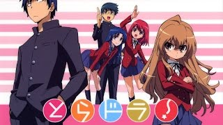 Toradora! AMV - 'We Are Never Ever Getting Back Together' by Taylor Swift