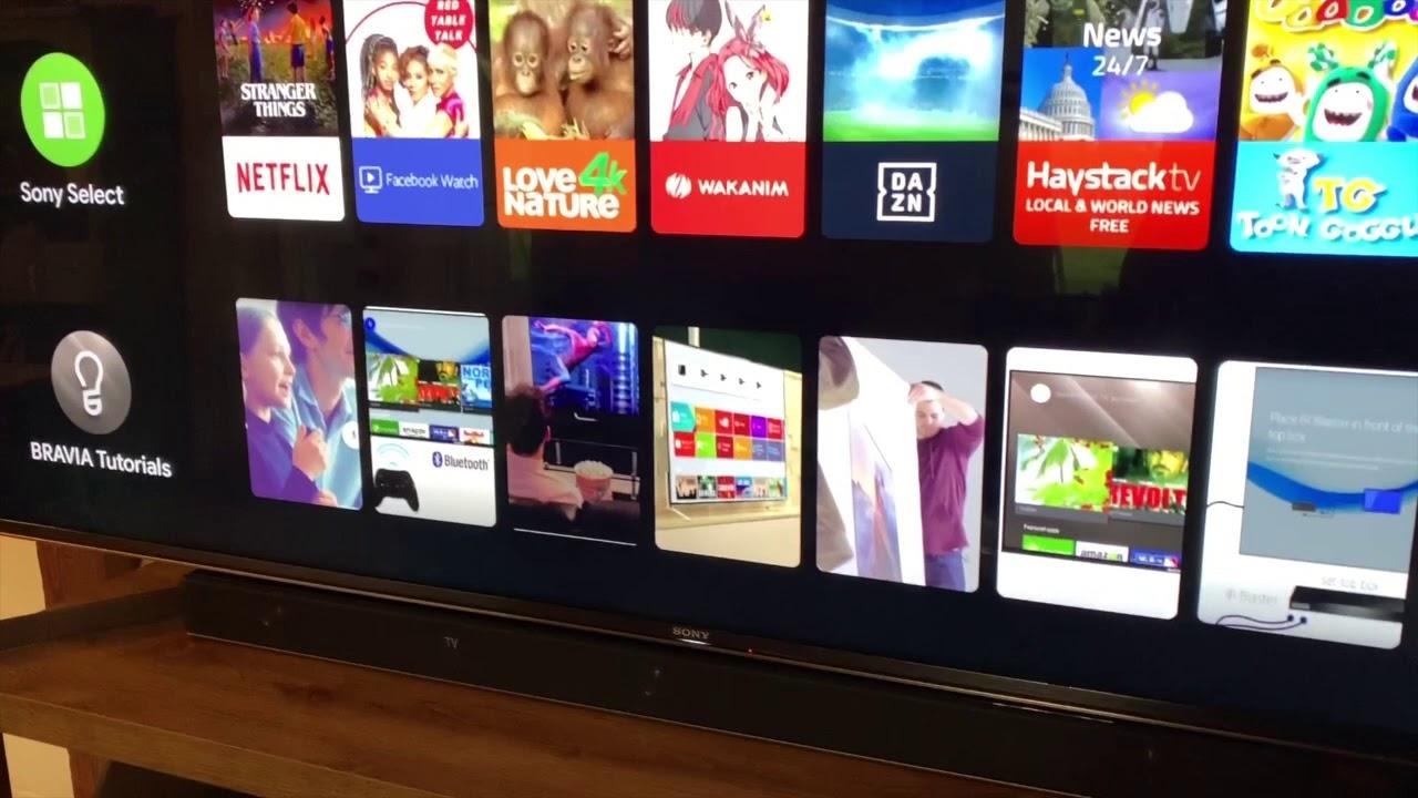 Sony X950G 4K HDR LED TV with Sony HTZ9F Soundbar Review