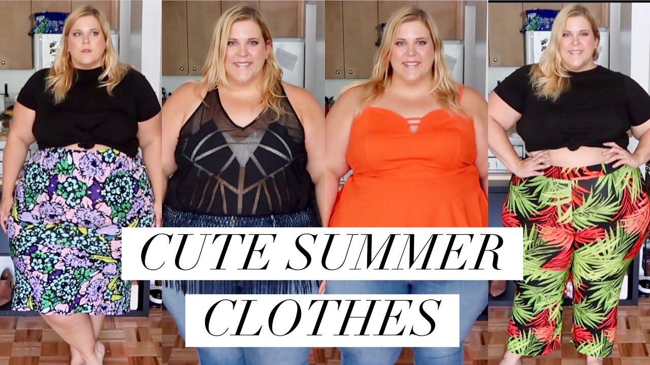 Plus Size Haul Omg These Clothes Are So Affordable So Cute