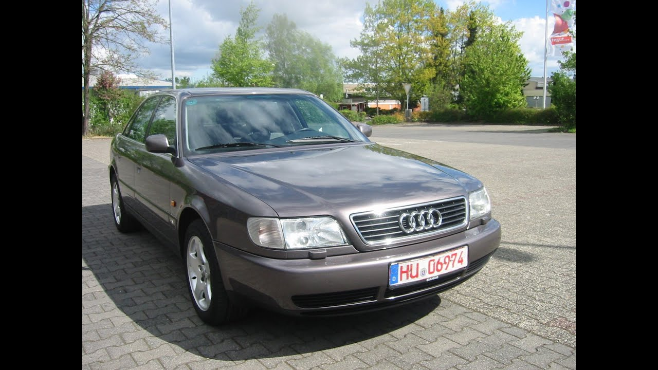 hight resolution of audi a6 2 8 quattro typ c4