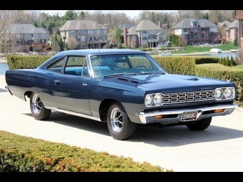 1968 plymouth road runner for sale youtube. Black Bedroom Furniture Sets. Home Design Ideas