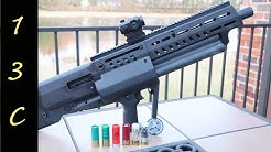 When out of spec ammo meets the Tavor TS12