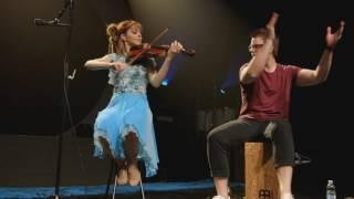 Lindsey Stirling - Transcendence [Only Violin]
