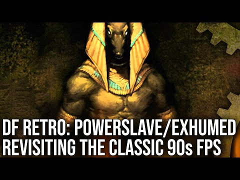 DF Retro: Powerslave/Exhumed - A Game Ahead Of Its Time