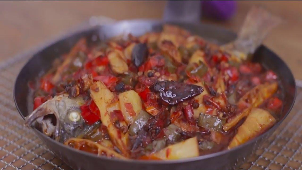 看一眼就流口水的烤魚,這樣做又嫩又入味,方法簡單一看就會!