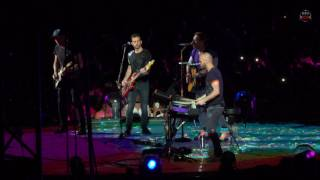 "Gambar cover Coldplay ""Miracles (Someone Special)"" Live from Milan 2017/07/04 Live Debut! (4K by MekVox)"