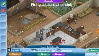 Quick Answer How Do I Fix The Sink In Virtual Families 2 Kitchen