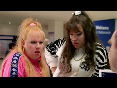 New Nationwide Little Britain 'No Shareholders' TV Ad with Vicki Pollard