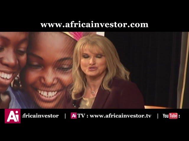 Opportunity Africa Panel: Bronwyn Nielsen