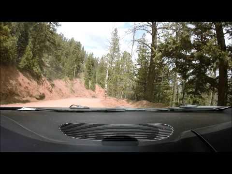 GoPro Drive around Colorado Springs PT1