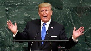Baixar Trump hosts anti-narcotics event at United Nations
