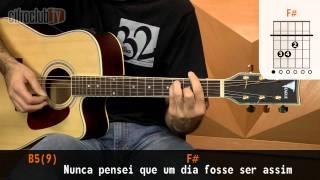 Cor de Ouro - Gusttavo Lima (aula de violão completa)