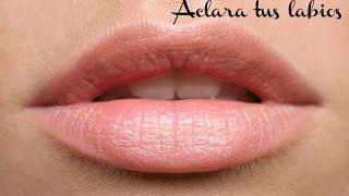 Consejos y remedios caseros para aclarar labios oscuros | Doralys Britto thumbnail