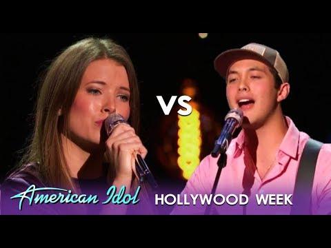 Laine Hardy Vs Ashton Gill: Two Best Friends BATTLE It Out! | American Idol 2019