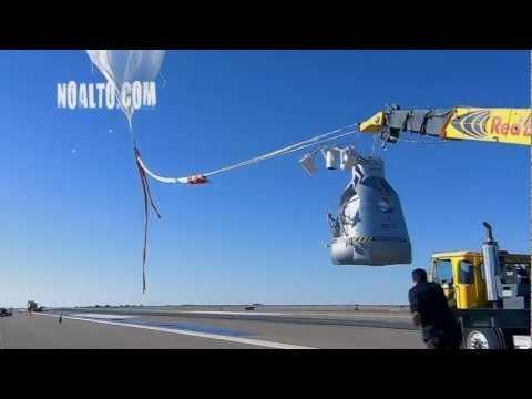 Felix Baumgartner jump. Red Bull Stratos. Legendado em português (pt-pt)