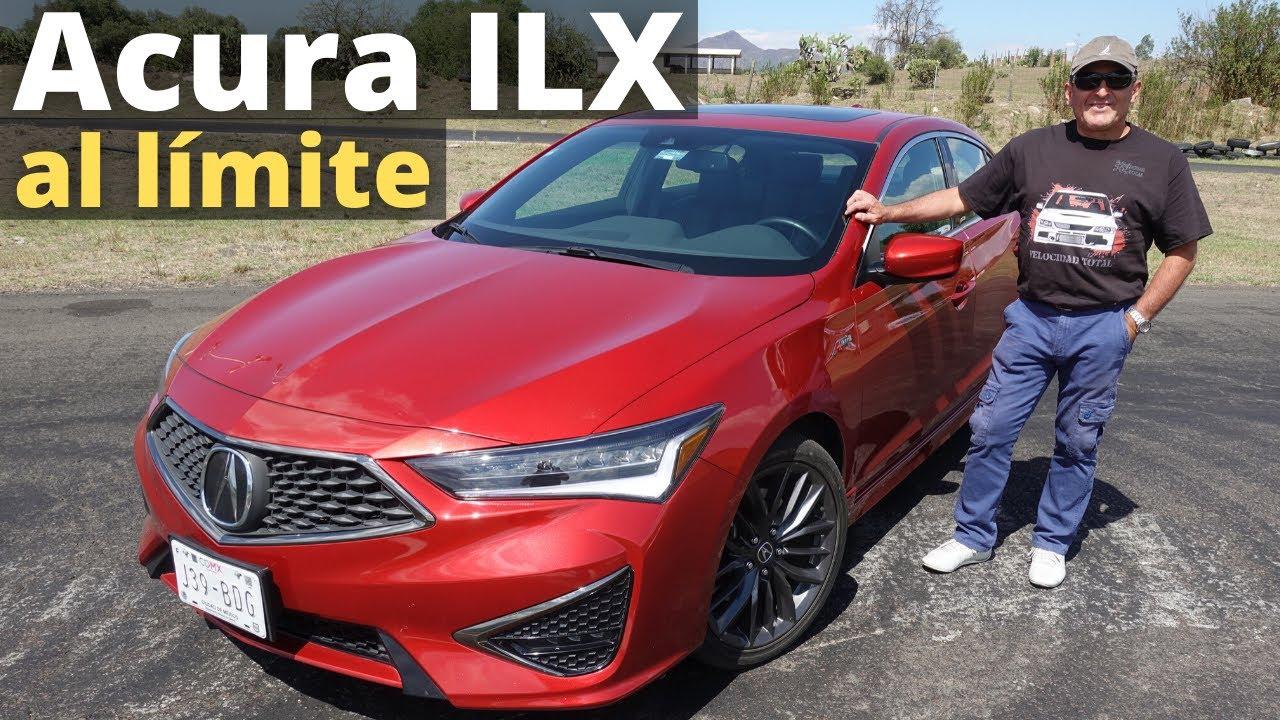 Acura ILX: Un sedán muy elegante con toque deportivo | Velocidad Total