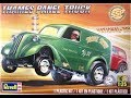 How to Build the Thames Panel Truck Gasser 1:25 Scale Revell Model Kit #85-4199 Review