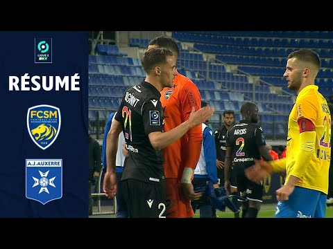 Sochaux Auxerre Goals And Highlights