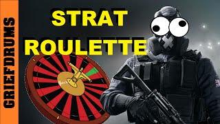 Strat Roulette - Rainbow Six Siege - Sub Goal Reached