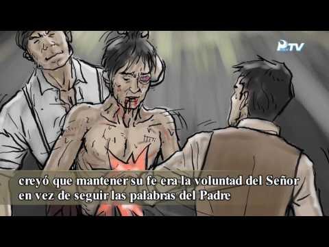 COMO EL REV. MOON HEREDO LA POSICION DE JESUS.  Younghwi Kim spanish
