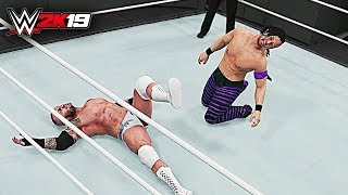 Top 10 NEW Tired Finishers They Need To Add in WWE 2K19!