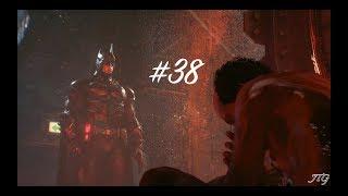 Batman: Arkham Knight Walkthrough Gameplay - PS4 - Part 38 - Dr. Langstrom Captured