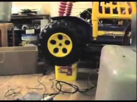 arlo ultimate motor