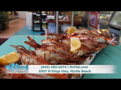 Mr Fish | Seafood Restaurant & Fish Market In Myrtle Beach, SC