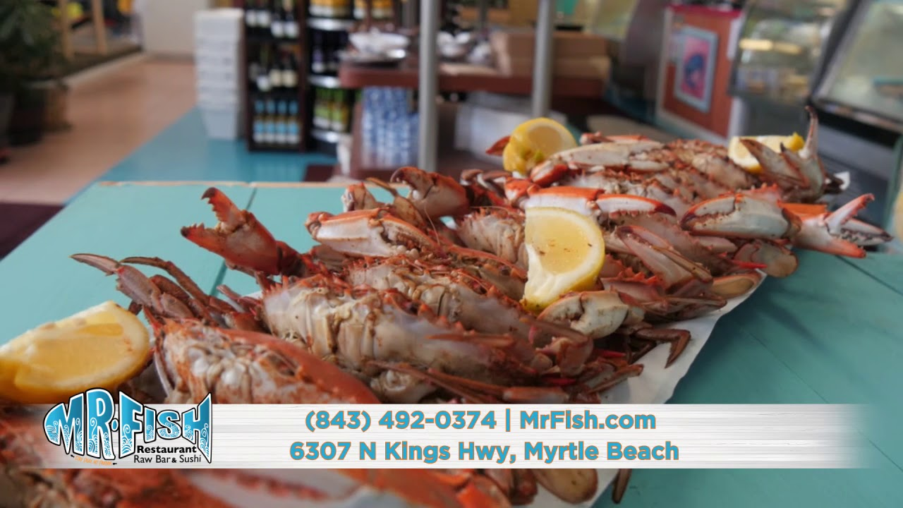 Home Mr Fish Seafood Restaurant Fish Market In Myrtle