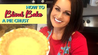 How To Blind Bake The Perfect Pie Crust