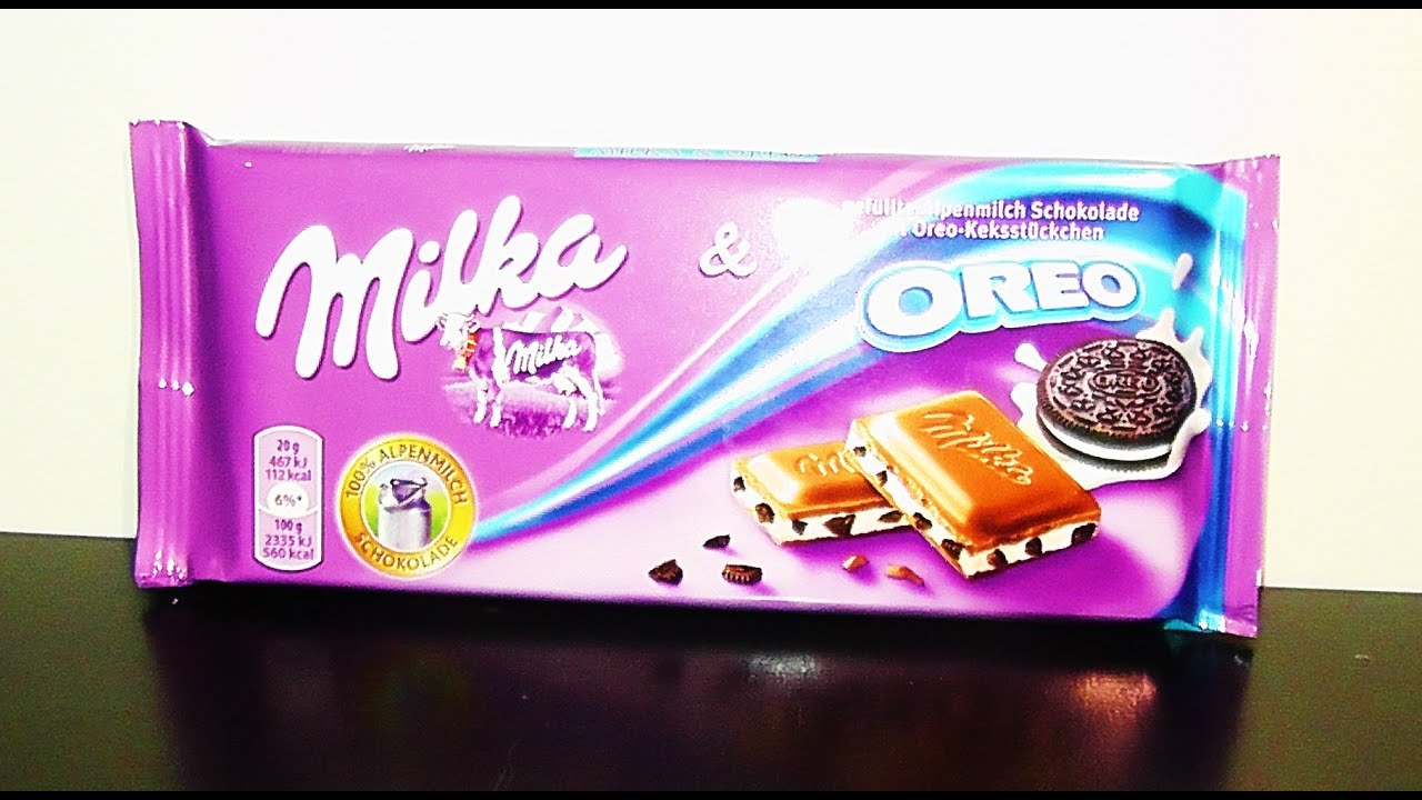 Milka Choc & Choc