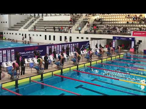 Quincy Tam - 200m Breaststroke - Thailand Age Group Championship 2018 thumbnail
