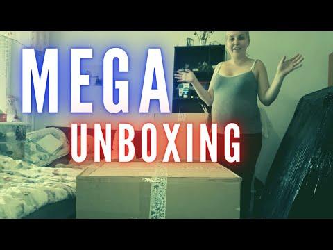 Unboxing výbavy pro miminko a moje reakce