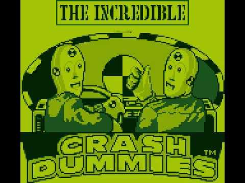 Game Boy Longplay [188] The Incredible Crash Dummies