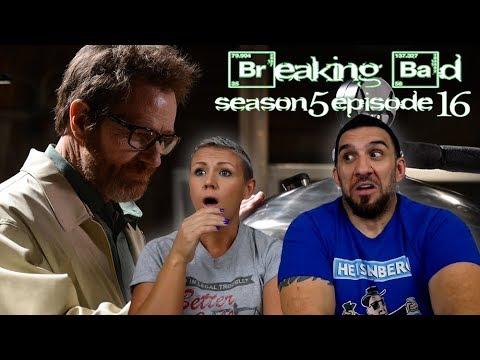 Breaking Bad Season 5 Episode 16 'Felina' REACTION!!