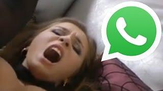 La gritona del Whatsapp