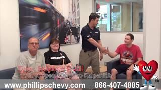 2015 Dodge Dart - Customer Review Phillips Chevrolet - Used Car Dealer Sales Chicago