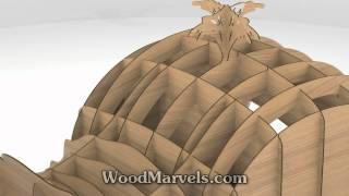 Whale: 3d Assembly Animation (1080hd)