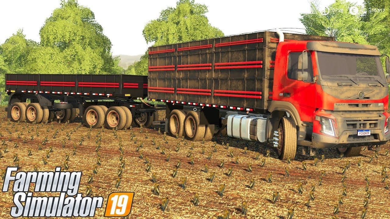MONTAMOS A JULIETA | Farming Simulator 2019 | MINAS SUL #13