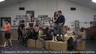 Inside Rehearsals for Goodspeed's OKLAHOMA