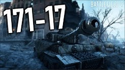 171-17 With OVERPOWERED Max Upgraded Tank! - Battlefield 5 Vehicle/Infantry Gameplay