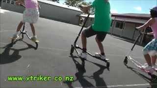 TriX Fliker Tri-Scooter first campaign TV4