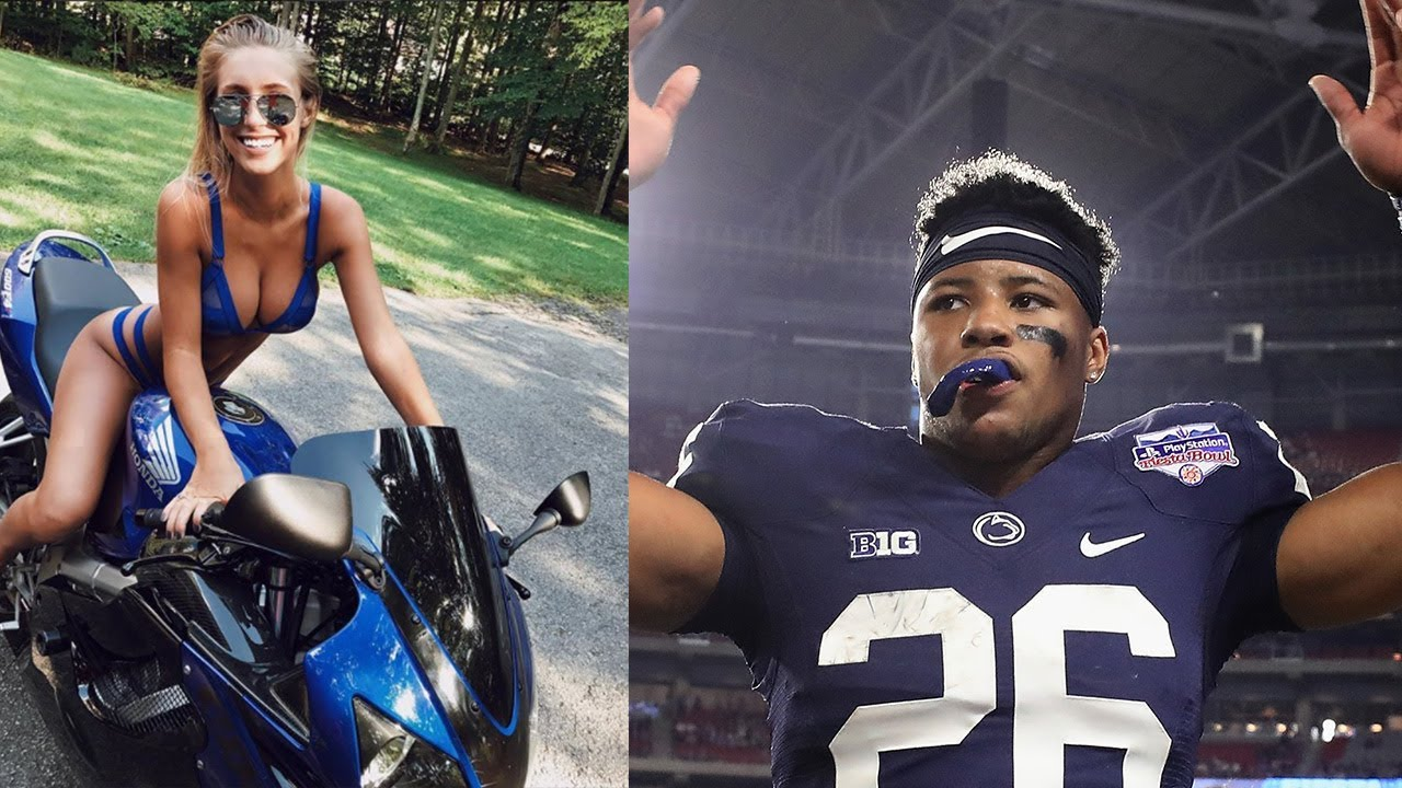 super popular ecf0e 003ef Saquon Barkley's Baby Momma UNDER FIRE for DELETING Old Tweets Using N Word!