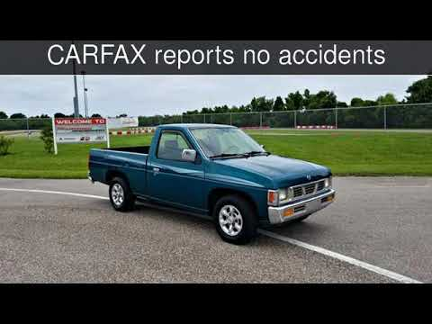 1996 Nissan Trucks 2WD HARDBODY AUTO XE Used Cars - Palmetto,FL - 2018-07-06