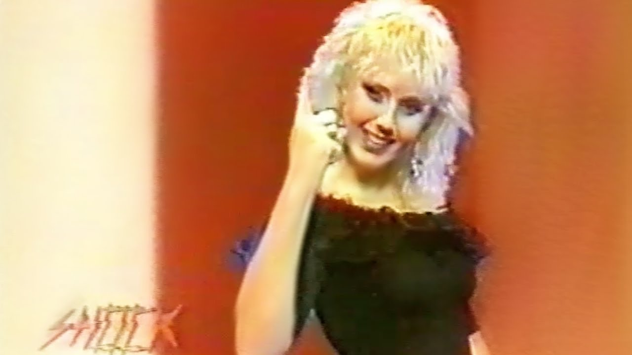 Lepa Brena - Hajde da se volimo - Shock Show - (TV Sarajevo 1987)